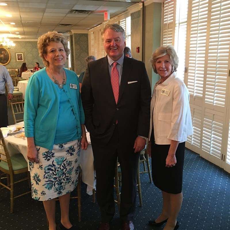Treasurer Loftis at GOP Women's Luncheon