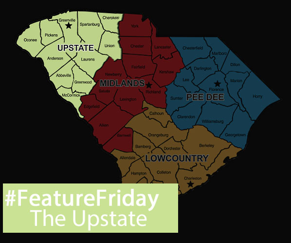 Feature Friday Upstate
