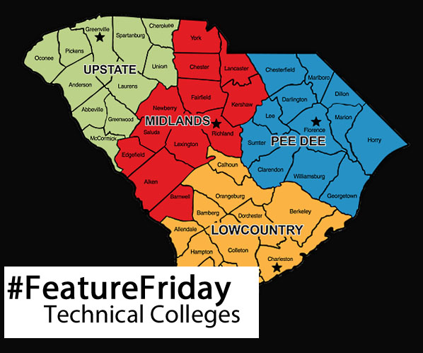 Feature Friday Tech Colleges