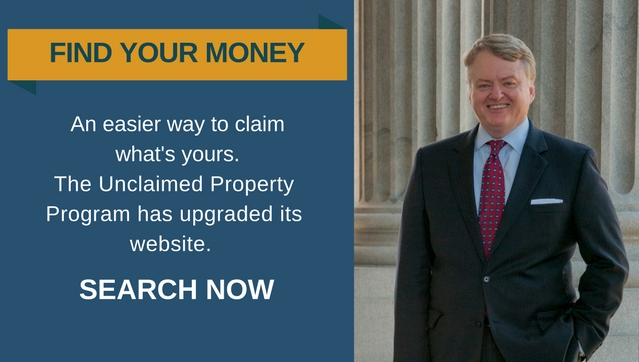 Find your Unclaimed Property