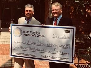 Aiken Unclaimed Property